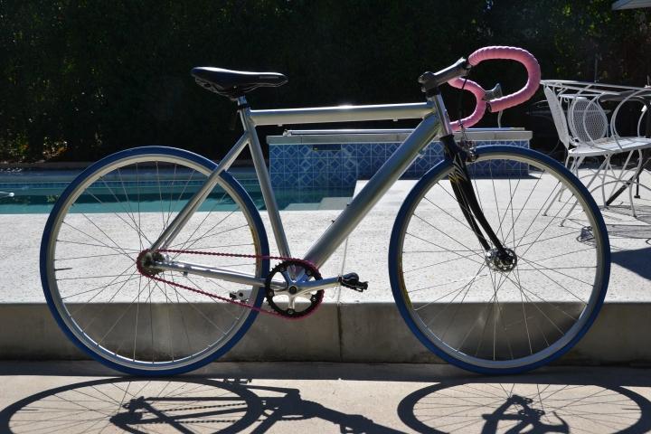 My bike is ready