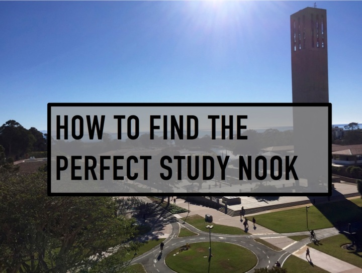How to find the perfect study nook