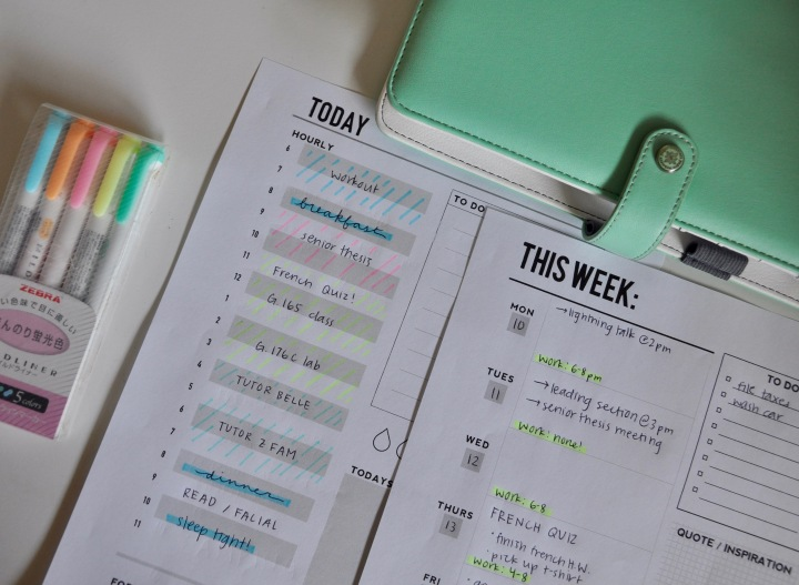 The Basic Life Planner Kit